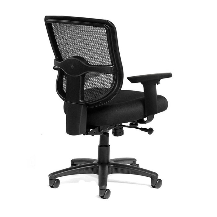 Capri Mid Back Mesh Task Chair by Enwork