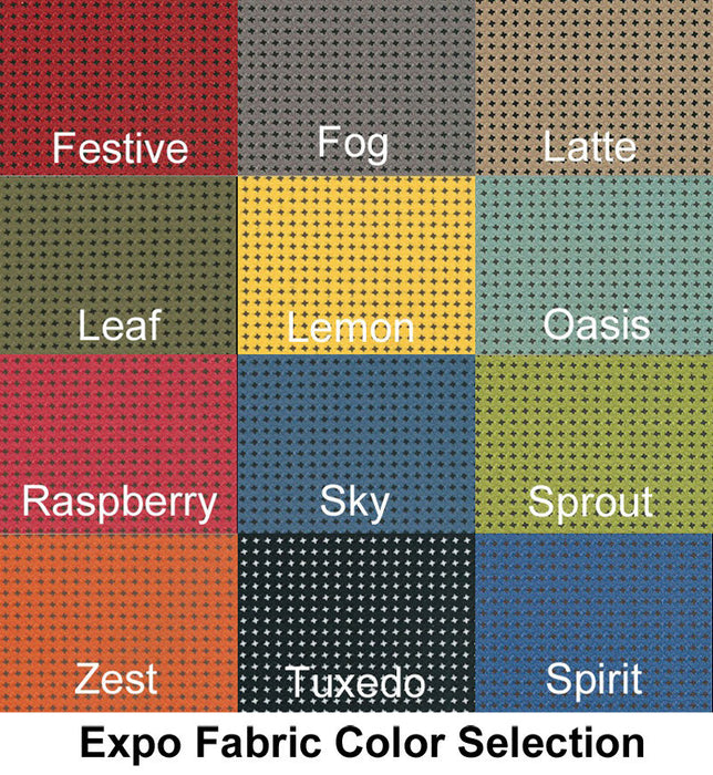 Graphic Ergo Fabric Color Selection