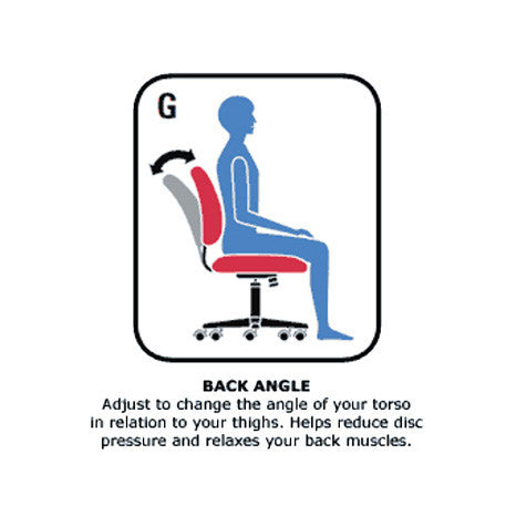 Granada 3217 High Back Multi Task Ergonomic Chair