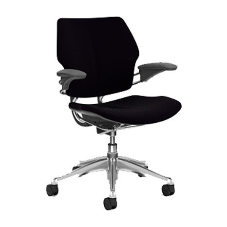 Humanscale Freedom Leather Task Chair