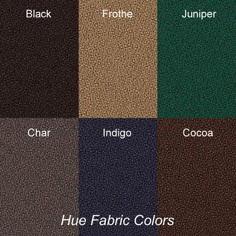 Here Are the Six Hue Fabric Colors Available for Quick Ship