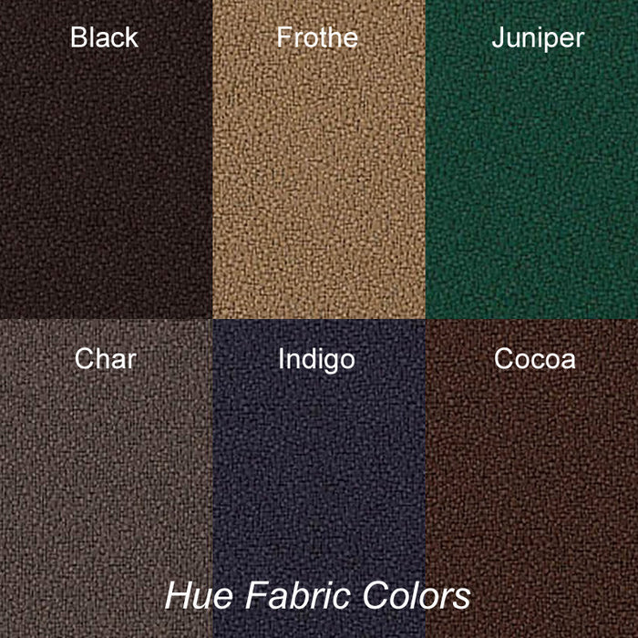J3507's Six Hue Fabric Colors Available for Quick Delivery