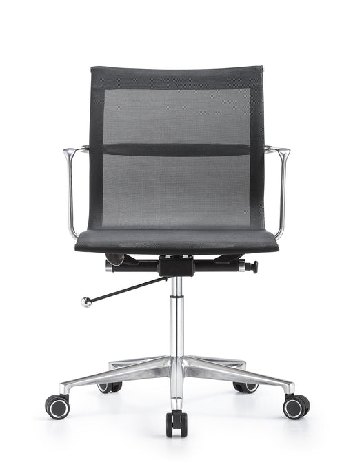 Woodstock Joan Mesh Mid Back Task Chair