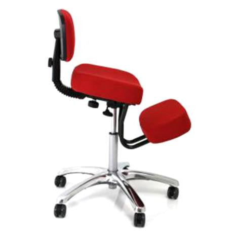 Jobri BetterPosture Jazzy Kneeling Chair with Back