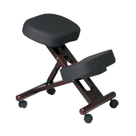 Core 773 Memory Foam Kneeling Chair  sc 1 st  Backcare Basics : memory chair - Cheerinfomania.Com