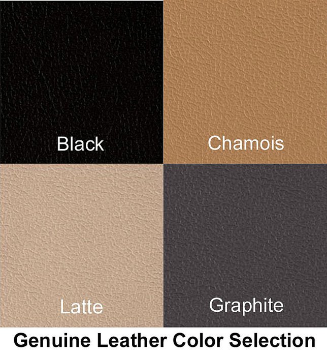 G20 Genuine Leather Color Selection