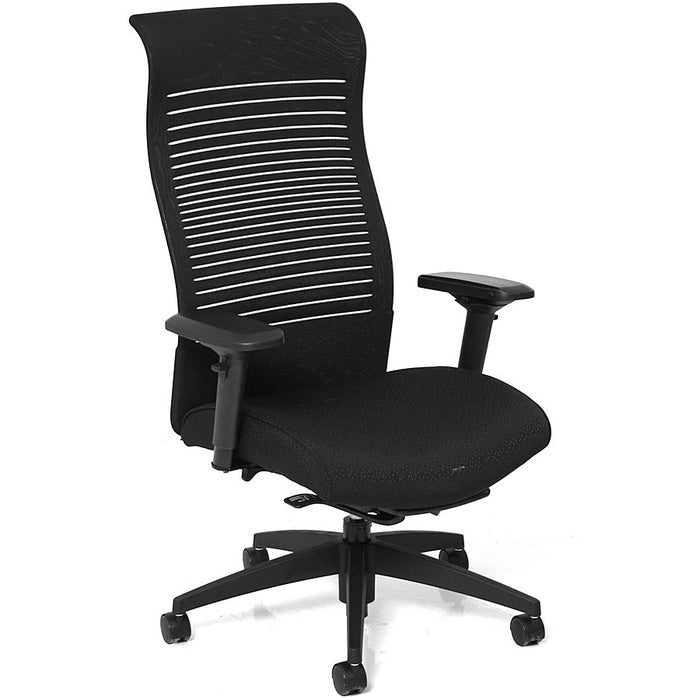 Loover Extended High Back Weight Sensing Tilting Chair