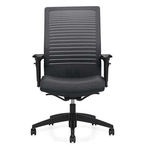 Loover High Back Weight Sensing Tilting Chair