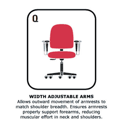 OBUSForme High Back Ergonomic Task Chair