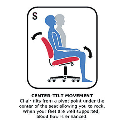 Vion Weight Sensing Ergo Task Chair