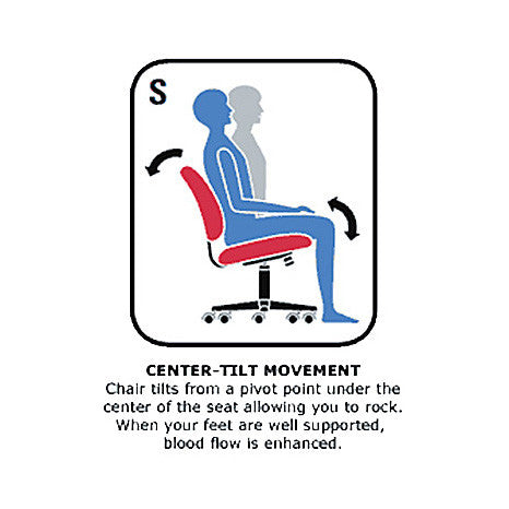 Concorde Presidential Closed Arm Executive Chair