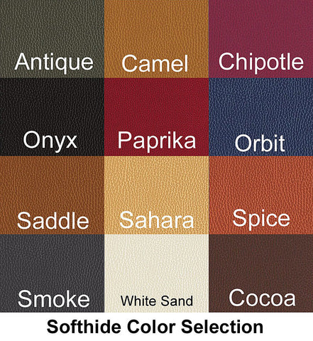 Graphic Softhide Vinyl Color Selection