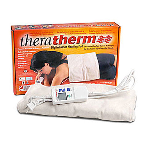 TheraTherm Digital Moist Heating Pad
