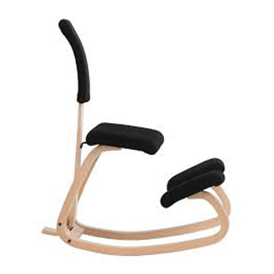 ... Varier Variable Balans The Original Kneeling Chair with Backrest ...  sc 1 st  Backcare Basics : what is a kneeling chair - Cheerinfomania.Com