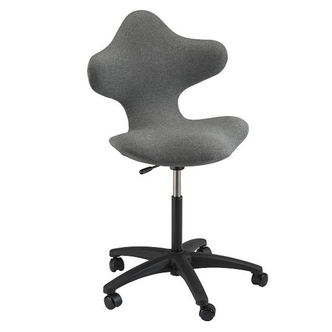 Varier Basic Active Chair Shown in Grey