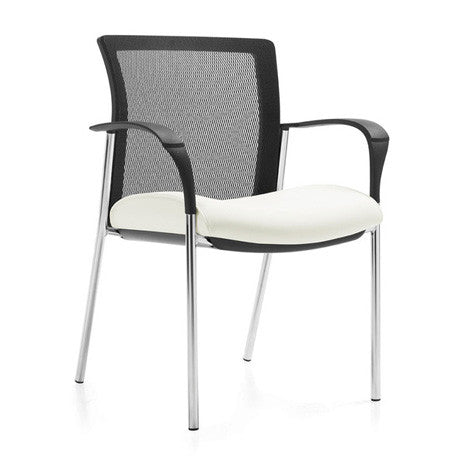 Vion Mesh Back Guest Arm Chair