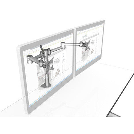 Allure Uno Double Monitor Arm