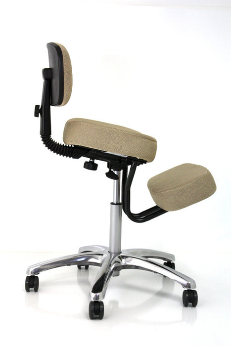 Jobri Jazzy Kneeling Chair - Beige