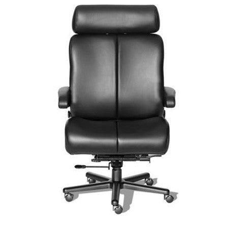Big Sur Big & Tall All Leather Executive Chair
