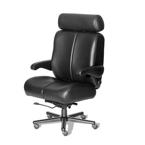 Big Sur Big & Tall Leather Combo Executive Chair