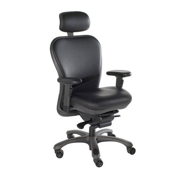 Nightingale 6200D Full Leather Executive Chair