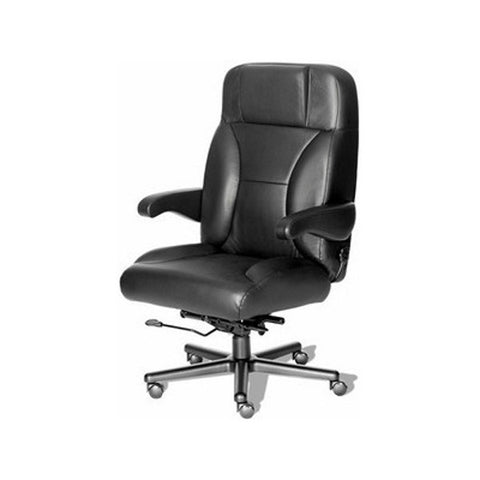 Chief Big & Tall 24-7 All Leather Office Chair