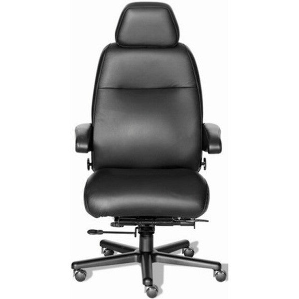 Henry Big & Tall 24-7 Leatherette Office Chair