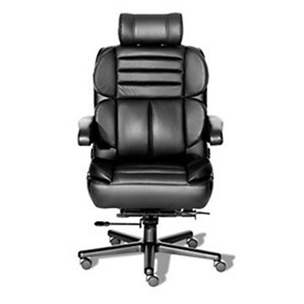 Pacifica Big & Tall Leather Combo Office Chair