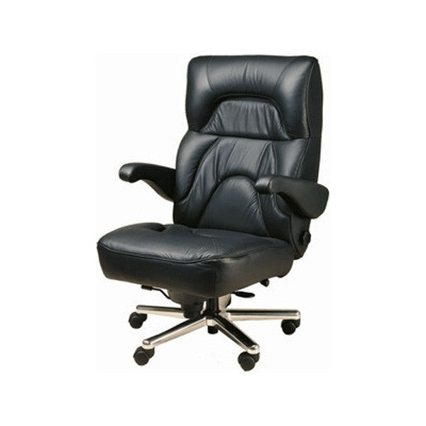 Chairman Big & Tall All Leather Office Chair