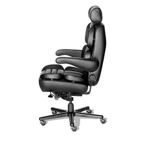 Galaxy Big & Tall Leatherette Office Chair
