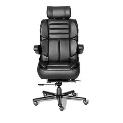 Galaxy Big & Tall All Leather Office Chair