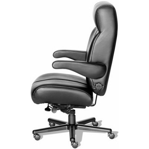 Premier Big & Tall 24-7 All Leather Office Chair