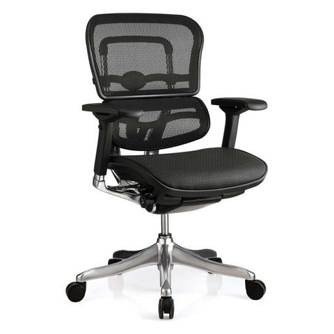 Ergo Elite Ergonomic Mid Back Executive