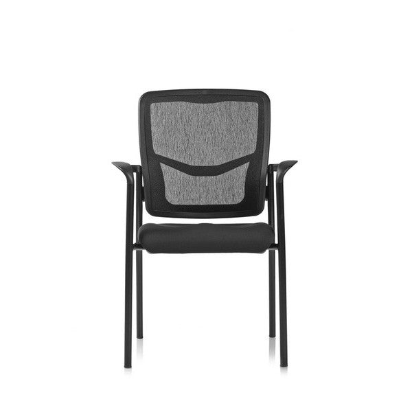 EnWork Mesh Guest Chair Set of 2