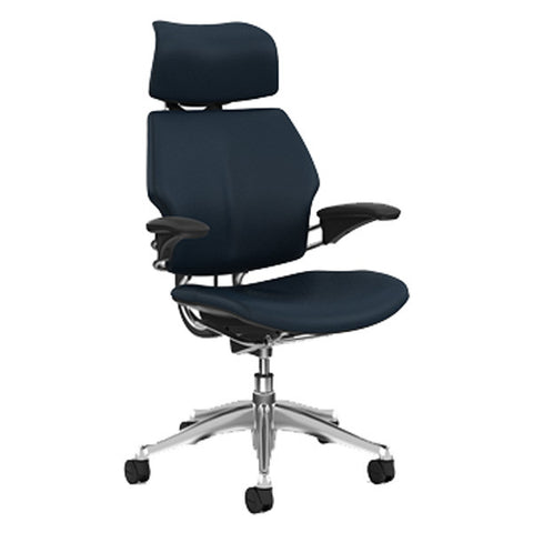 Humanscale Freedom Leather Executive Chair