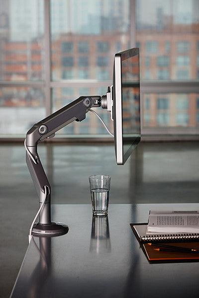 Humanscale M8 Clamp Mount Monitor Arm