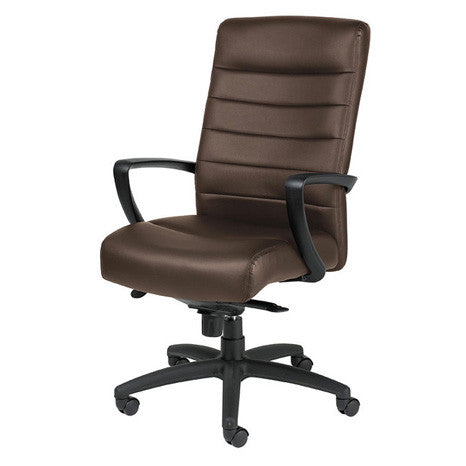 Manchester Leather High Back Tilter