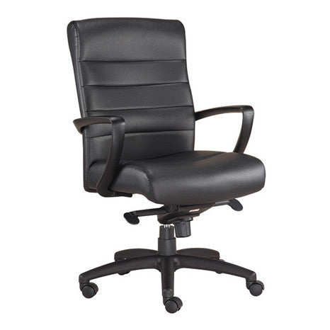 Manchester Leather Medium Back Tilter