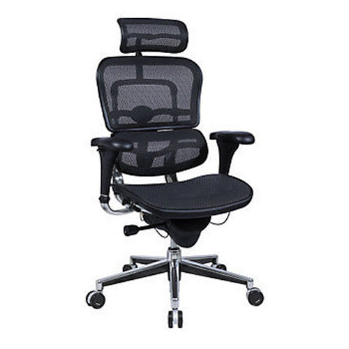 Ergohuman All Mesh High Back Executive