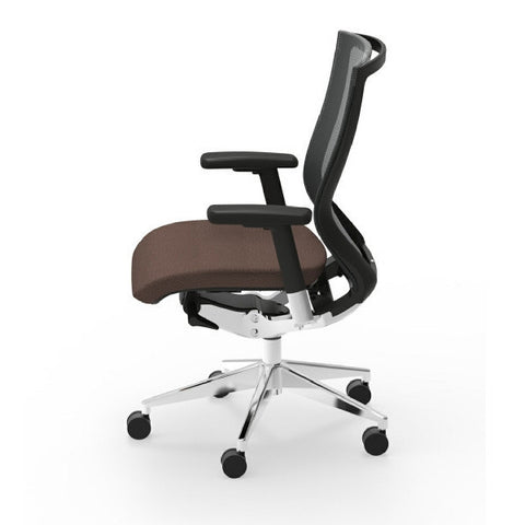 Oroblanco Black Frame Executive Task Chair