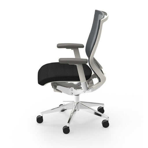 Out of Box - Oroblanco White Frame Executive Task Chair