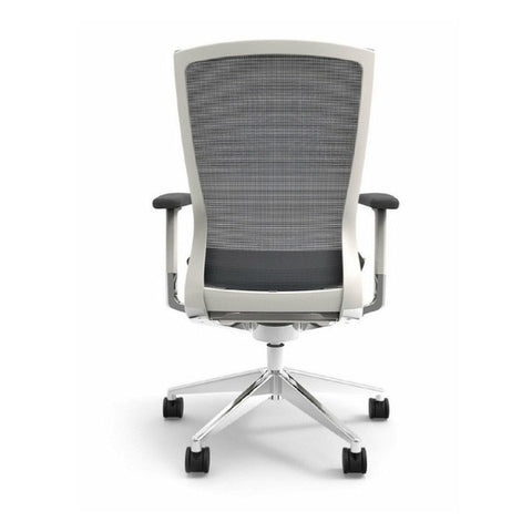 Oroblanco White Frame Executive Task Chair