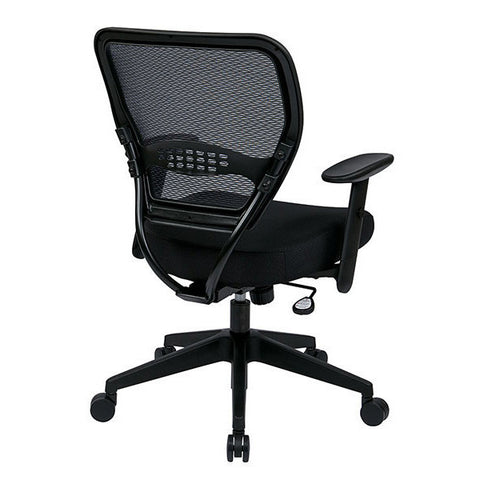 55 Series Padded Seat Mesh Task Chair