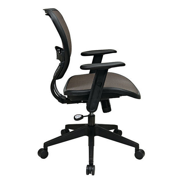 55 Series Latte All Mesh Task Chair