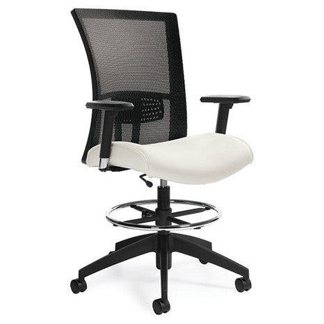 Vion Heavy Duty 24/7 Ergonomic Stool
