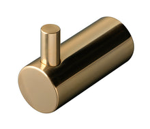 Load image into Gallery viewer, TA242 TOWEL HOOK MEDIUM - BRASS