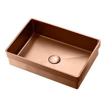 Load image into Gallery viewer, Wash Basin COPPER PVD - HAVEN