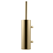 Load image into Gallery viewer, TA220 WALL MOUNTED TOILET BRUSH - BRASS