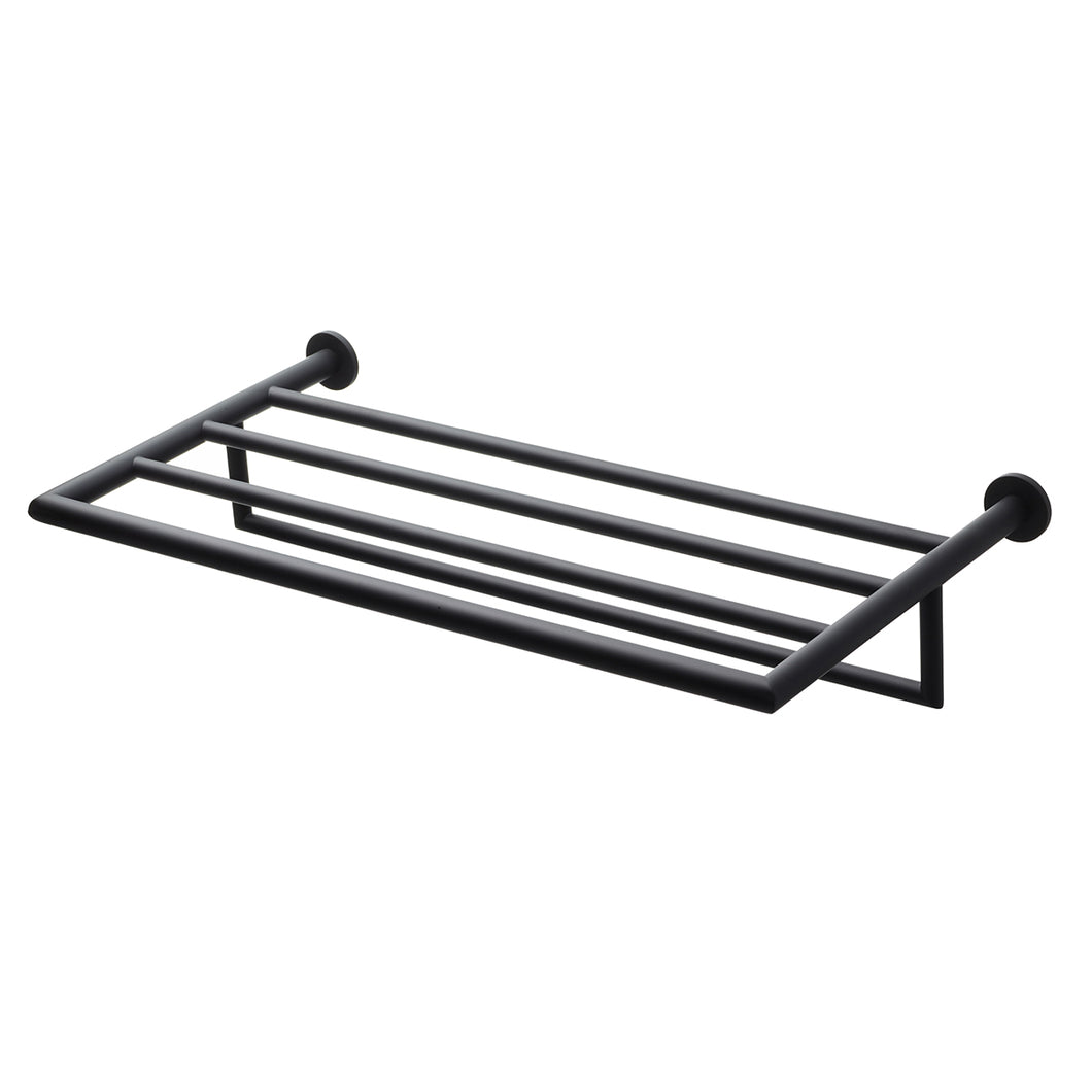 TA814 TOWEL SHELF - MATTE BLACK