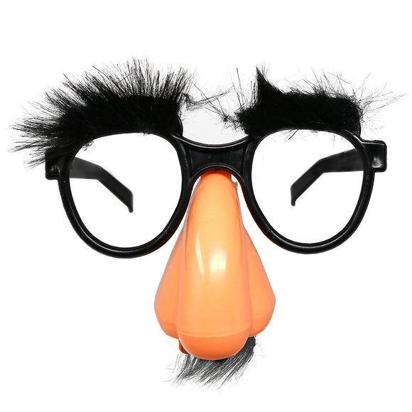 Groucho Marx Disguise Glasses with Nose